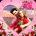 Love Photo Editor: Love Photo Frames 2021 Collage icon