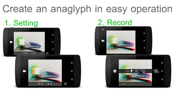3D Video Camera - náhled