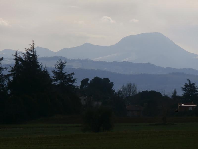 Profilo  di monte di Santapaula