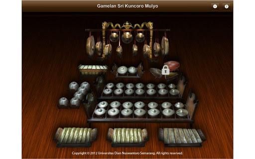 Gamelan Sri Kuncoro Mulyo