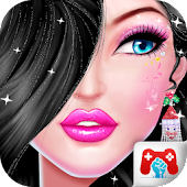 Christmas Girl Party Makeover
