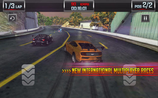 Code Triche Furious Racing: Remastered - 2020's New Racing apk mod screenshots 5