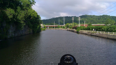 Photo: Out of lockE-17 going through Little Falls, NY