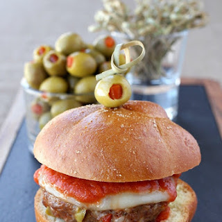 Sausage Picadilo Sliders