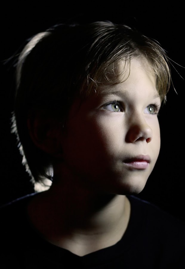 Linus by Jerry Sjödin - Babies & Children Child Portraits (  )