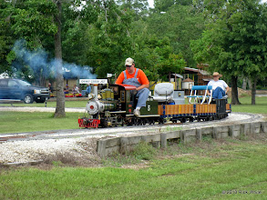 Photo: Brent Courtney and George Leventon    HALS Public Run Day 2013-0921 RPW