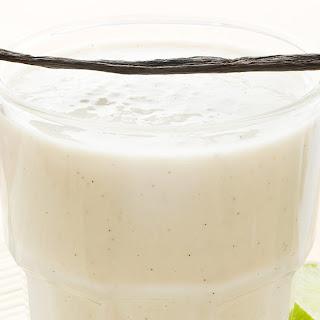 Vanilla Bean Milkshake.