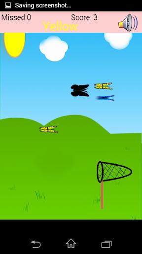 Catch Butterfly