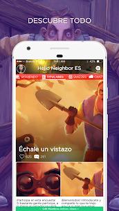 Neighbor Amino para Hello Neighbor en Español 1