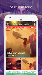 Neighbor Amino para Hello Neighbor en Español - náhled
