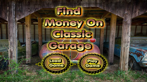 Find Money on Classic Garage  captures d'u00e9cran 1