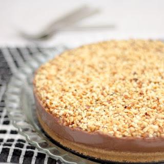 Nutella Cheesecake! Recipe