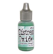 Tim Holtz Distress Oxide Ink Reinker 14ml - Evergreen Bough