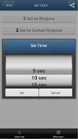 Screenshot of SMS Ringtones Pro