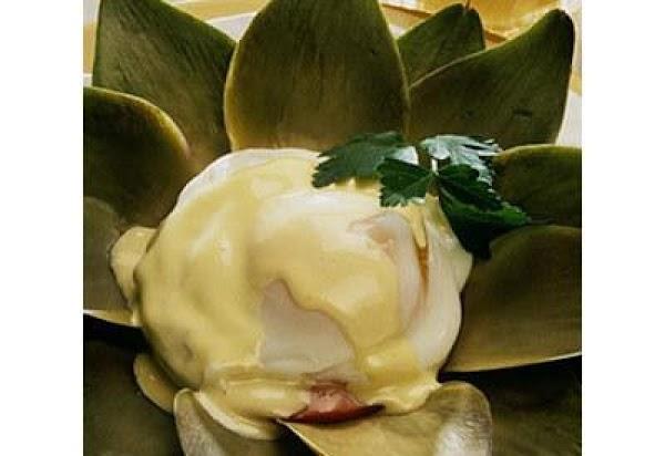 Artichoke Benedict Recipe