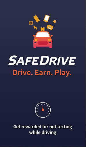 SafeDrive Drive. Earn. Play.