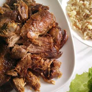 Turkish Roasted Lamb (Kuzu Tandır).