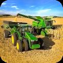 Tractor Farming Sim 2017 icon