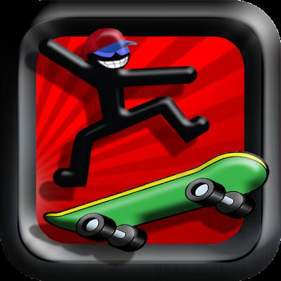 Real Stickman Skate