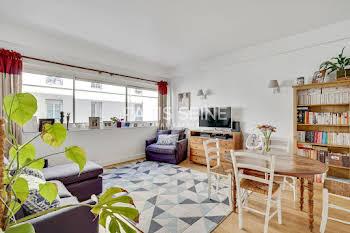 Appartement meublé 4 pièces 87,86 m2