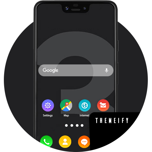 Google Pixel 3 Xl Theme And Launcher Android APK Download Free By Themeify