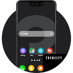 google pixel 3 xl theme and launcher Icon