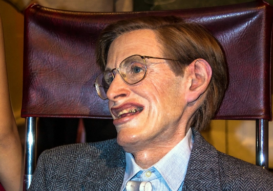 NATHAN MYHRVOLD: The Stephen Hawking I knew