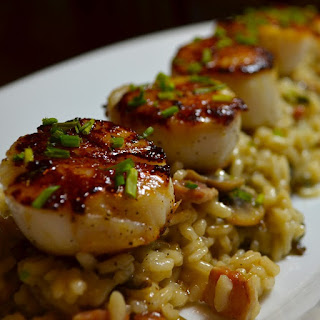 Risotto With Scallops Recipes