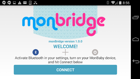 monBridge-BLE to WIFI Bridge- screenshot thumbnail