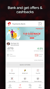 Airtel Thanks – Recharge, Bill Pay, Bank, Live TV App Latest Version Download For Android and iPhone 7