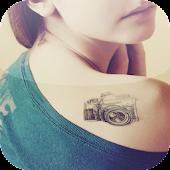 Tattoo Body Editor
