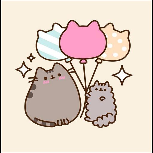 Cute Pusheen Cat Wallpaper HD