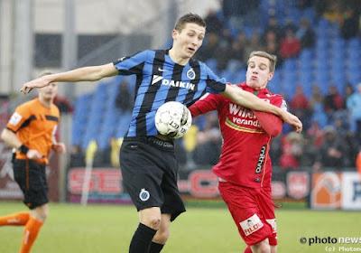 Le FC Bruges veut terminer la saison en beauté avec une victoire à domicile