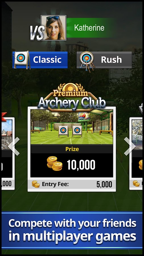 Archery King- screenshot