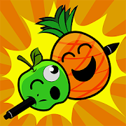 Game Pen Pineapple Pen: Funny Fruit Shooter Games APK for Windows Phone