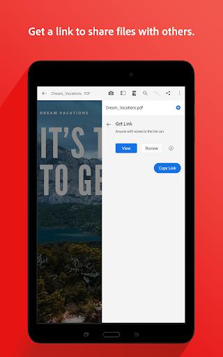 Adobe Acrobat Reader 18.5.1.8310 screenshots 19