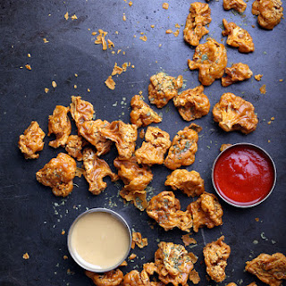 Cauliflower Jerky