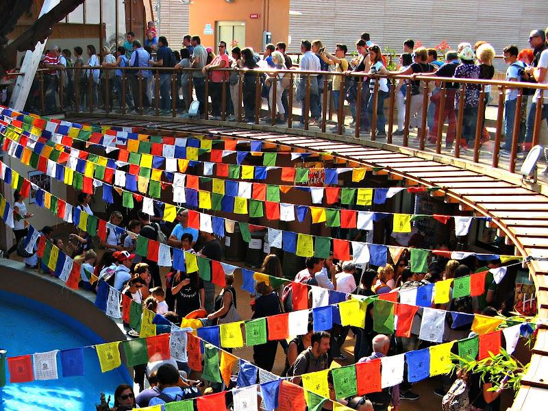 Bandierine colorate all'Expo di donyb