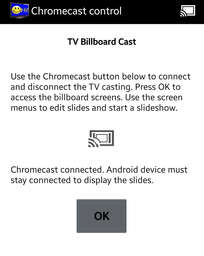 TV Billboard Creator- screenshot