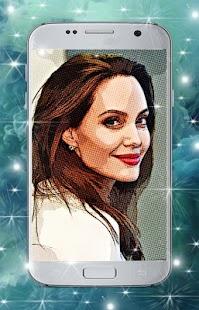 Angelina Jolie Wallpaper - náhled