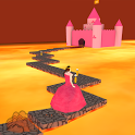 Castle Princess Runner icon
