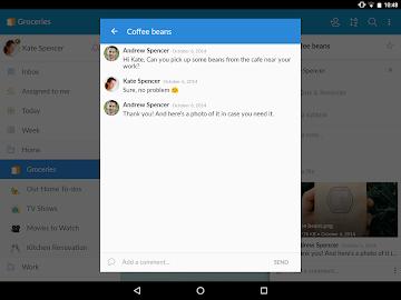 Wunderlist: To-Do List & Tasks Screenshot 10