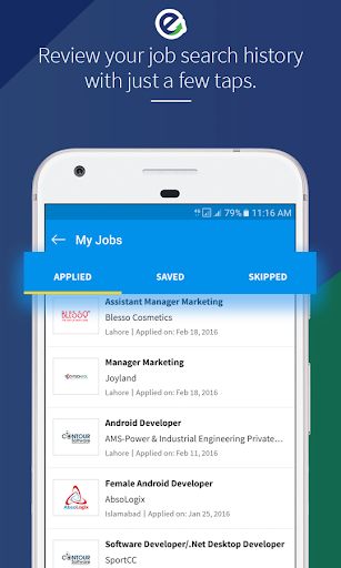 Rozee Job Search 3.8 screenshots 7