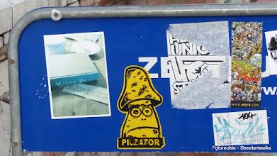 Photo: Sticker; PILZATOR