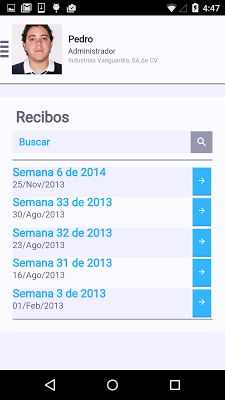 Mas Orden - screenshot