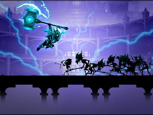 Stickman Legends: Shadow Of War Fighting Games modavailable screenshots 12