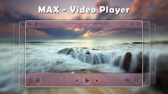 Max Video Player  - HD Support - náhled