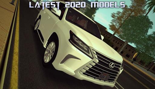 Land Cruiser Drift Simulator 2020 0.1 screenshots 4