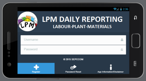 LPM Daily Reporting