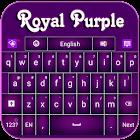 Royal Purple Keyboard icon